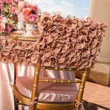 Ruffled Chair Covers 56 Best Chair Covers Images On Pinterest Wedding Chairs Wedding
