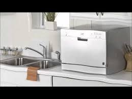 Countertop Dishwasher Faucet Adapter Spt Countertop Dishwasher Youtube