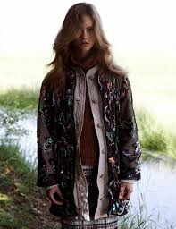 country strong julie hoomans by paul bellaart for vogue