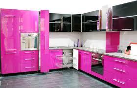 meuble cuisine violet cuisine équipée violet galerie et cuisine equipee images
