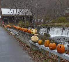 halloween city white plains ny a halloween story those pumpkins on patchin mills bridge u2013 pine