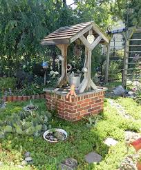 20 best images on wishing well garden ideas and