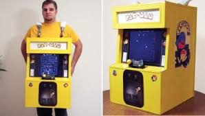 21 Coolest Video Game Costumes For Halloween Walyou