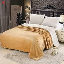 jeter un canapé accueil textile hiver flanelle couverture berbère polaire ab côté
