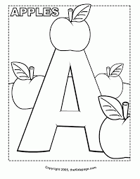 free coloring pages alphabet letters free desktop coloring free
