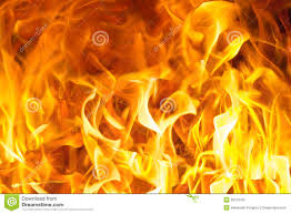 bright orange flame background stock photo image 36133750
