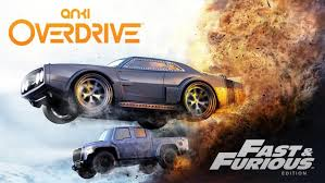 fast and furious race fast furious partners with anki overdrive for racing