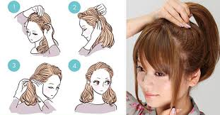 hairstyles only 9 wonderful diy hairstyles only 5 minutes easy ntd tv