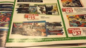 black friday walmart target best buy ps4 games walmart black friday ad best deals on video games u0026 toys to life