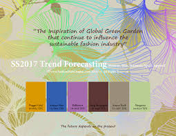 aw2017 2018 trend forecasting on pantone canvas gallery ss2017 trend forecasting on pantone canvas gallery 2017 summer