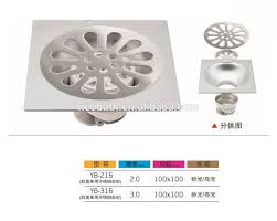 Basement Floor Drain Grate by Floor Siphon Drain Floor Siphon Drain Suppliers And Manufacturers