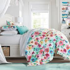 Rainbow Comforter Set Chelsea Storage Bed Pbteen