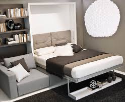 Murphy Bed Shelves Bedroom Contemporary Murphy Beds With Black Queen Wall Bed With
