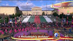 2013 philly thanksgiving day parade opening number