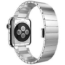 steel link bracelet images Hoco link bracelet stainless steel band for apple watch focuseak JPG