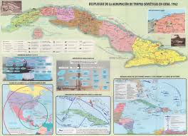 Cuban Map The Cuban Missile Crisis At 55 National Security Archive