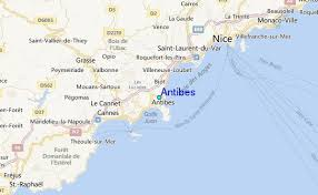 map of antibes antibes tide station location guide