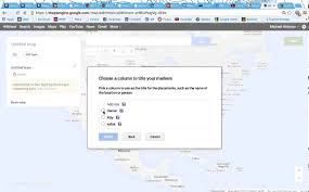 Map My Route Driving by Using Excel U0026 Google Maps To Set A Driving Route Youtube