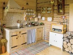 cuisine bois rustique transformer cuisine rustique cuisine moderne relooking du0027une