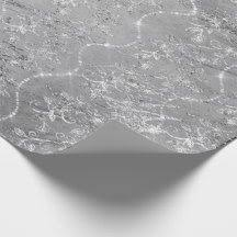 gray wrapping paper mint green gold white gray marble brushes wrapping paper
