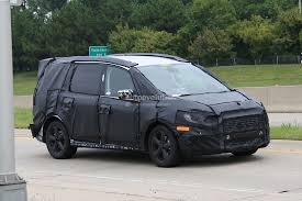 2016 ford galaxy caught on film testing in the united states