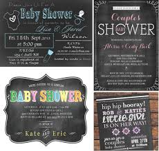 baby shower coed template cheap baby shower invites