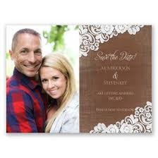 rustic save the dates rustic save the dates s bridal bargains