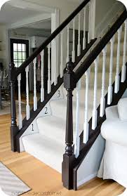 How To Restain Banister Banister Restyle In Java Gel Stain Java Gel Stains Java Gel And