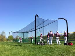 inspirational portable backyard batting cages architecture nice