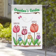 exclusive gifts s flower garden flag find custom buys