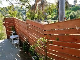 popular horizontal privacy fence how to design horizontal
