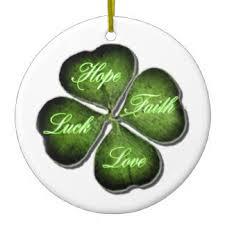 faith luck gifts on zazzle