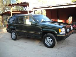 jeep grand 1995 limited 1995 jeep grand limited 5 2 pirate4x4 com 4x4 and