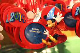 disney world ornaments 2014 rainforest islands ferry