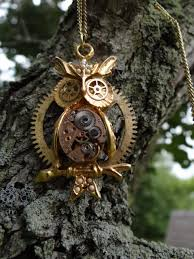 steampunk owl necklace images Steampunk owl necklace by hiddendemon 666 jpg