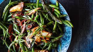 green beans with xo sauce recipe bon appetit