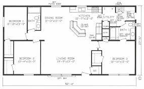 simple open floor plans 4 bedroom open floor plan ideas simple plans unique modular homes
