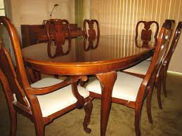 Dining Table And Six Chairs Dining Room Glamorous Mahogany Dining Room Furniture Sets