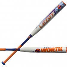 worth legit 2018 worth legit harvey xl slowpitch softball bat wharva