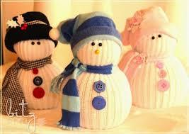 sock snowmen the well organized mom
