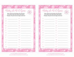 baby shower game printable choice image baby shower ideas