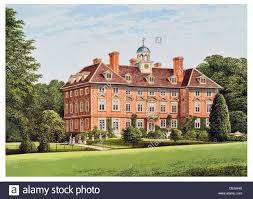 country mansion 17th century country mansion stock photos 17th century country