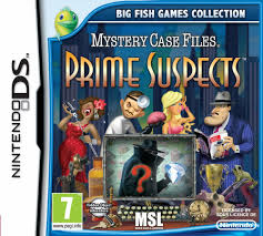 mystery case files prime suspects nintendo ds 3ds amazon co uk