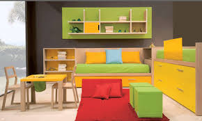 Unusual Kids Furniture Functional Design For Fun And Smiles - Modern kids room furniture