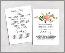 beautiful wedding programs beautiful wedding programs template resume exles arkqlgjdgw
