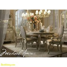 michael amini dining table dining room dining room table with chairs awesome michael amini 7pc
