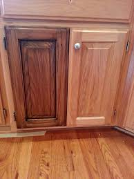 staining oak kitchen cabinets best home decor