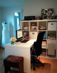 Home Loft Office Feminine U0026 Functional Home Office Spaces Dig This Design