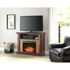 corner fireplace tv stand big lots menards electric small free