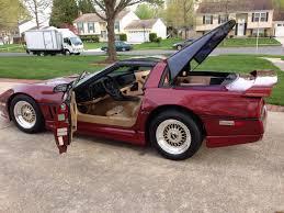 1987 greenwood corvette used corvette for sale